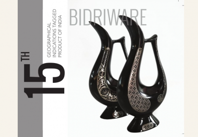 Bidriware Silver Craft