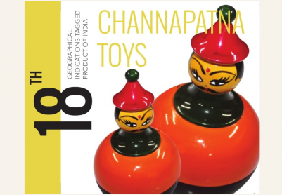 Channapatna Toys & Dolls