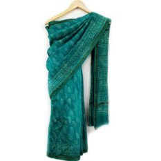 Latest Bagru Saree