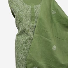 chikankari embroidery cotton salwar suit